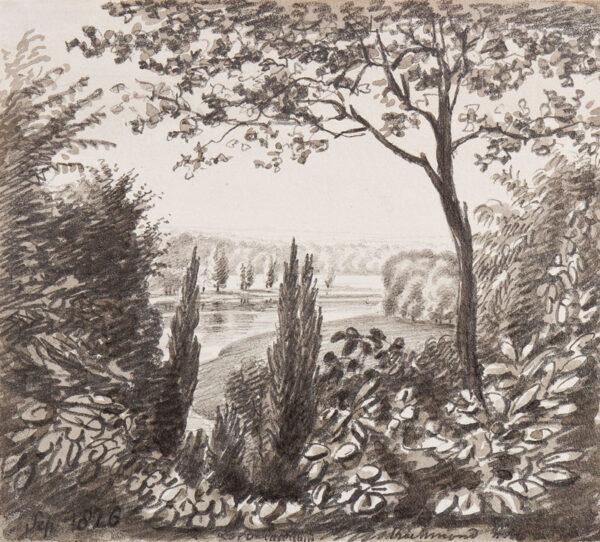 PRINSEP Emily Rebecca (1798-1860) - Surrey.