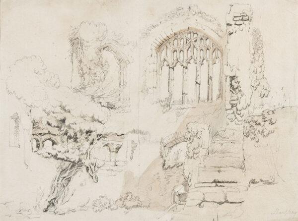 PROUT Samuel O.W.S. (1785-1850) - Pembrokeshire.