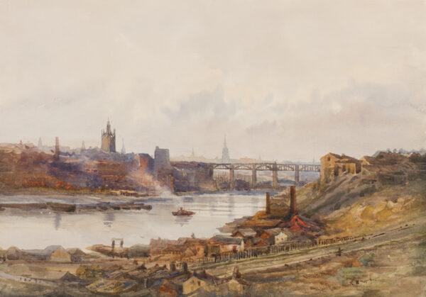 ROGERS R.S. (circa 1910) - Newcastle-upon-Tyne.