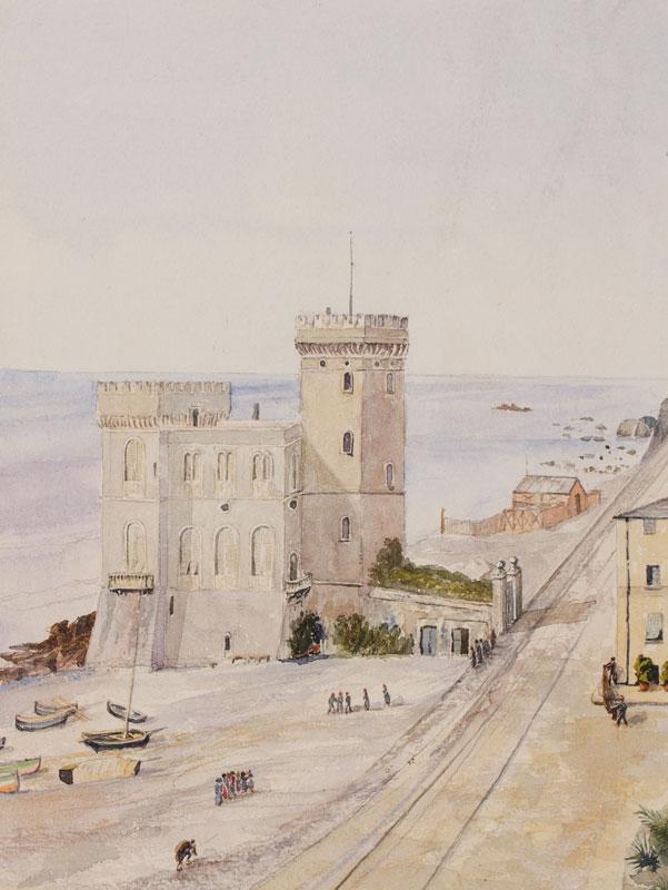 SELLS Rev. Alfred (1822-1908) - Liguria.