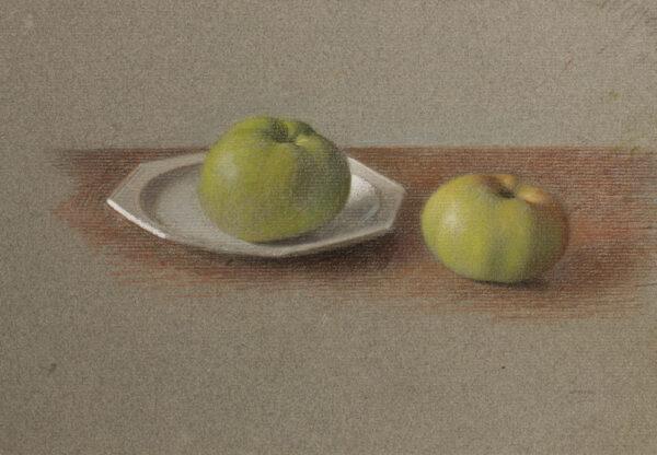 SERGEANT John (1937-2010) - Cooking Apples.