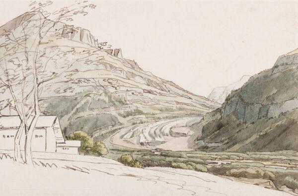 SMITH Thomas (fl.1780-1822) - Switzerland.
