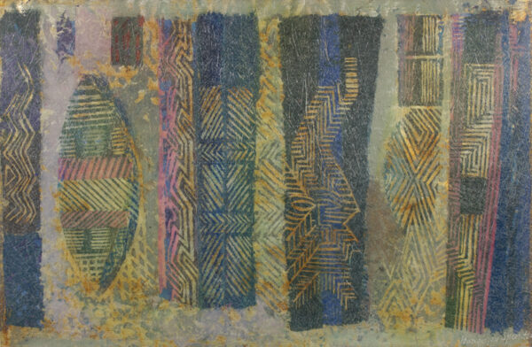 SPENDER Humphrey (1910-2005) - Maquette for mosaics in S.