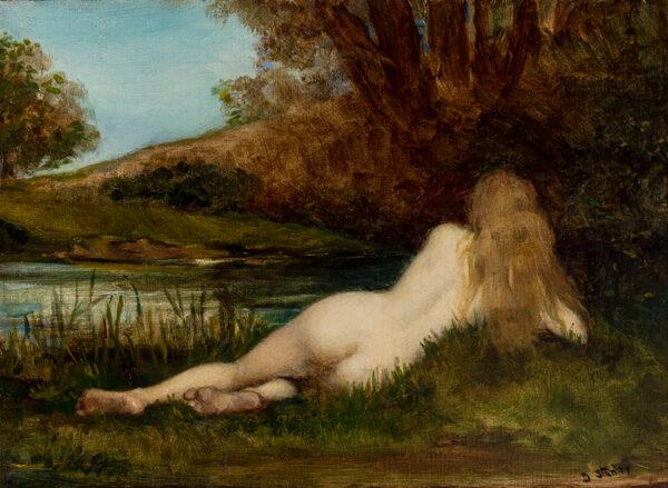 STANLEY Dorothy (1855-1926) - La Source.