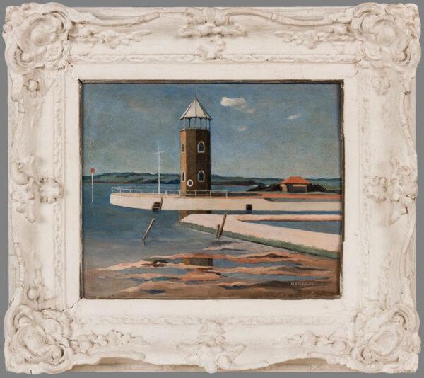 STEGGLES Harold (1911-1971) - 'Brightlingsea'.