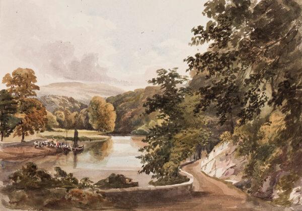 CRICHTON-STUART Lady James (Nee Hannah Tighe) (1800-1872) - Ireland.