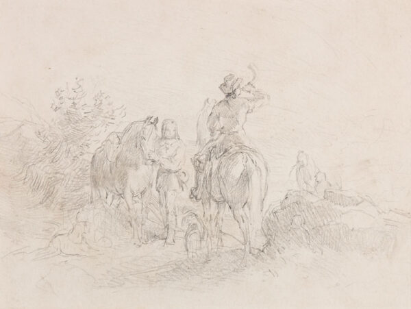 TAYLER John Frederick (1802-1889) - A Check.