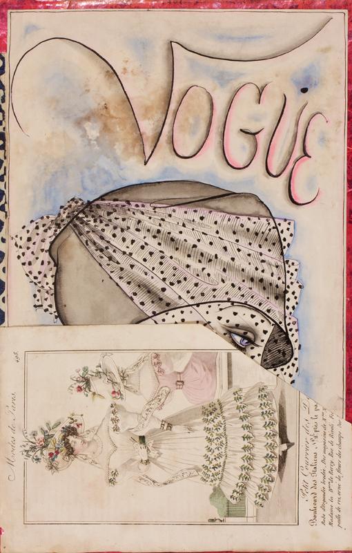 TENNANT Stephen (1906-1987) - 'Vogue'.