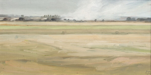 TINDLE David R.A. (b.1932) - 'Shingle Street', Suffolk.