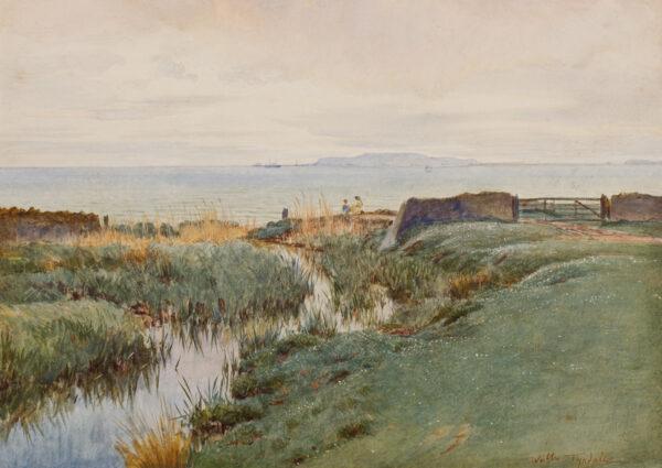 TYNDALE Walter R.I. (1856-1943) - Dorset.
