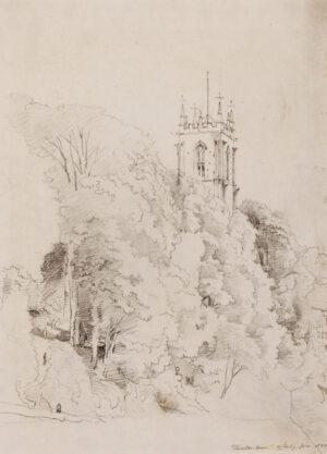VARLEY Cornelius (1781-1873) - 'Devon.