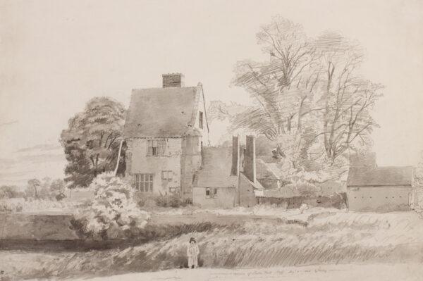 VARLEY Cornelius (1781-1873) - Staffordshire.