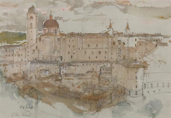 WARD John Stanton C.B.E. (1917-2007) - 'Urbino'.