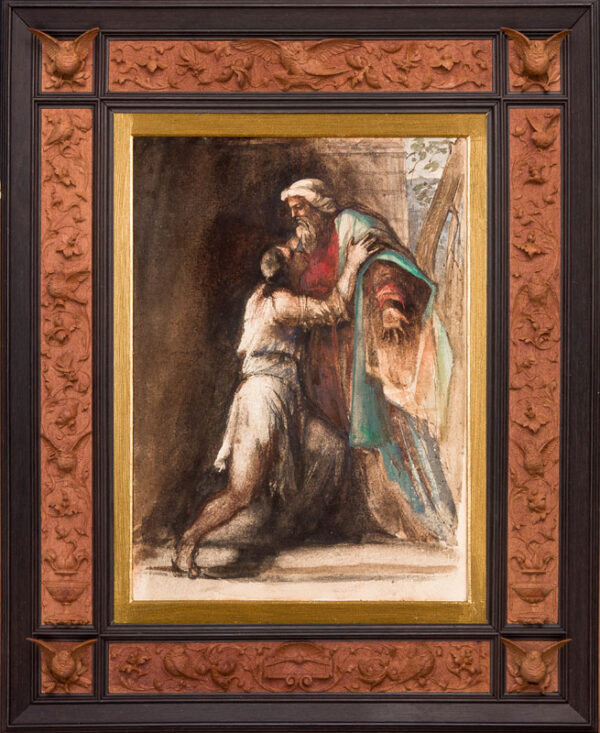 WATERFORD Louisa Marchioness of (1818-1891) - 'The Prodigal Son'.
