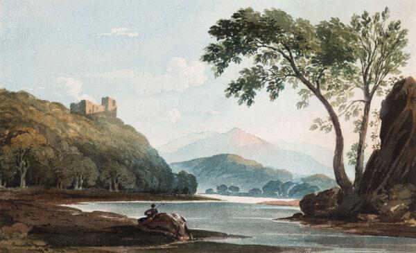 WEDGWOOD Charlotte (Mrs Langton) (1797-1862) - Varleyesque Caprice.