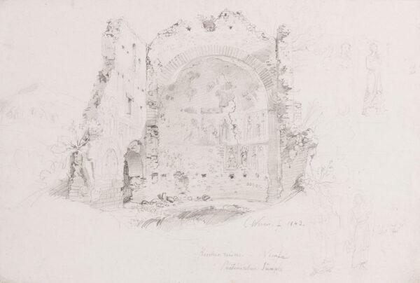 WERNER Carl (1808-1894) - Italy.