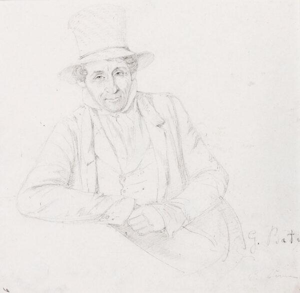 WERNER Carl (1808-1894) - 'G.