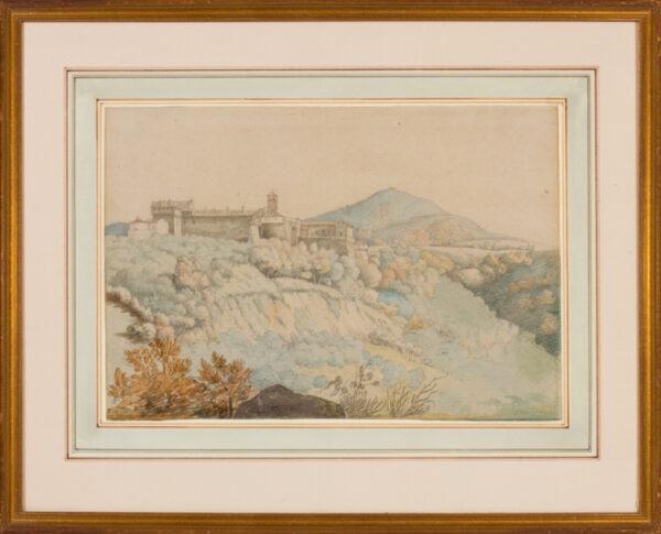 WOODFORDE Samuel R.A. (1763-1817) - Italy.