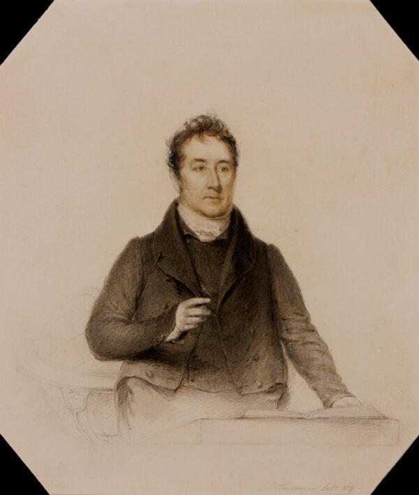 WOODMAN Richard (1784-1859) - The Globe.