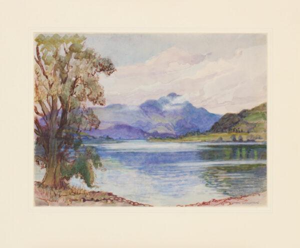WRIGHTSON Isabel (1890-1950) - Scotland.