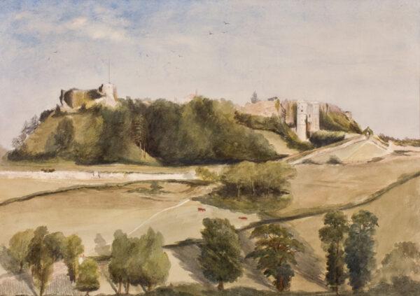 WYATT Sarah (1849-1916) - Isle of Wight.